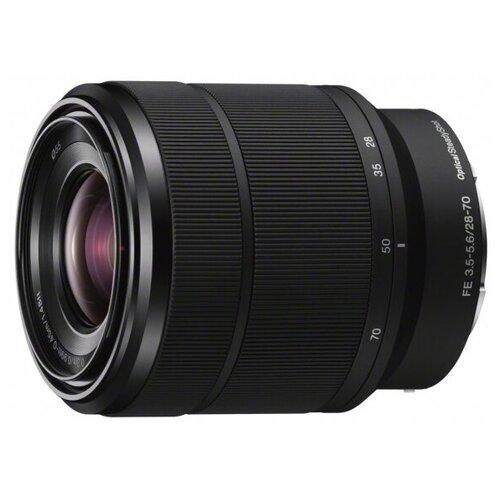 Фото - Объектив Sony 28-70mm f/3.5-5.6 OSS (SEL-2870) объектив sony sel 28f20 28 mm f 2 for nex