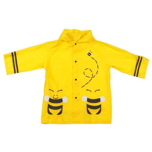 Фото - Дождевик Сима-ленд Пчелки размер M(100-110), желтый автобус сима ленд 1011448 25 см желтый