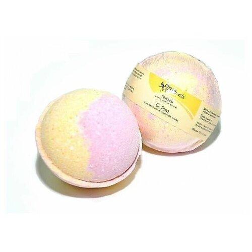 Фото - ChocoLatte Бурлящий шар для ванн О, Рио, 120 г ресурс здоровья бурлящий шар ванильный бум 120 г