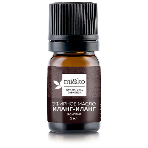MI&KO эфирное масло Cosmos Organic Иланг-иланг, 5 мл