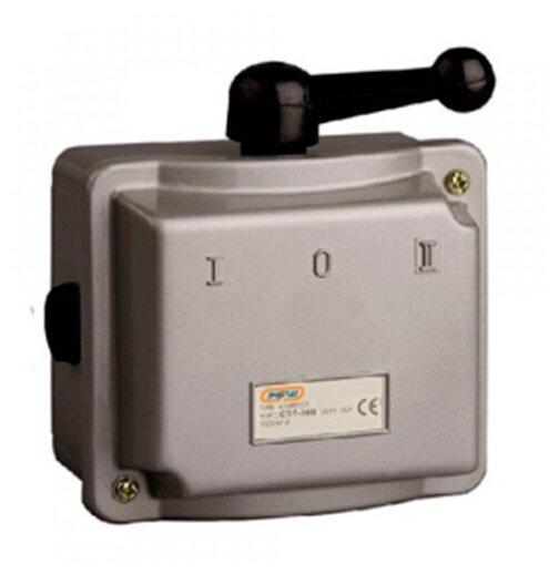 Рубильник QS5- 15P/3 (15A, I-0-II) Энергия перекидной — купить по выгодной цене на Яндекс.Маркете