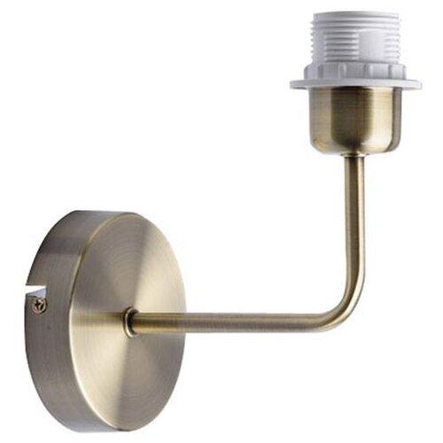 Настенный светильник MW-Light Сити 634021301, E27, 60 Вт, кол-во ламп: 1 шт., цвет арматуры: бронзовый настенный светильник mw light свеча 683022301 60 вт