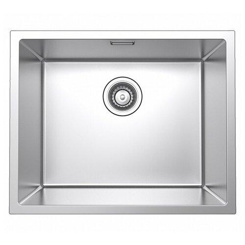 Фото - Врезная кухонная мойка 54 см IDDIS Edifice EDI54S0i77 хром мойка кухонная из нержавеющей стали iddis edifice edi54s0i77