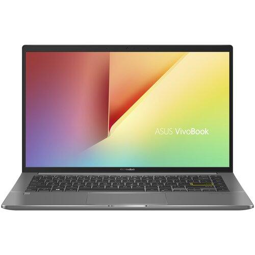 "Ноутбук ASUS VivoBook S14 S435EA-HM006T (Intel Core i5 1135G7 2400MHz/14""/1920x1080/8GB/512GB SSD/Intel Iris Xe Graphics/Windows 10 Home) 90NB0SU1-M00420 deep green"