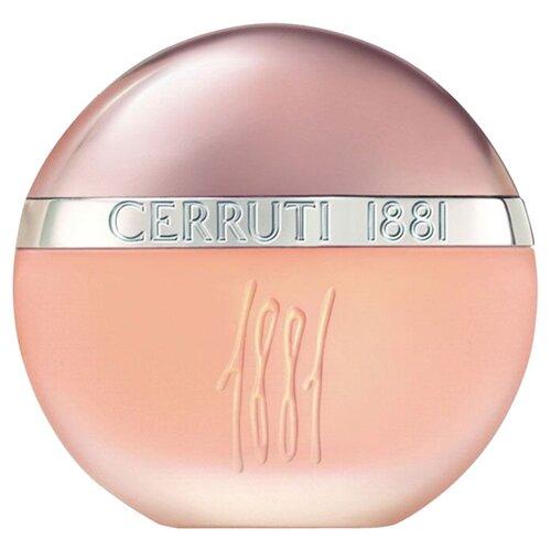 Туалетная вода Cerruti 1881 1881 pour Femme, 50 мл туалетная вода cerruti 1881 1881 pour femme 100 мл