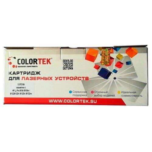 Картридж Colortek C-CF218A, совместимый