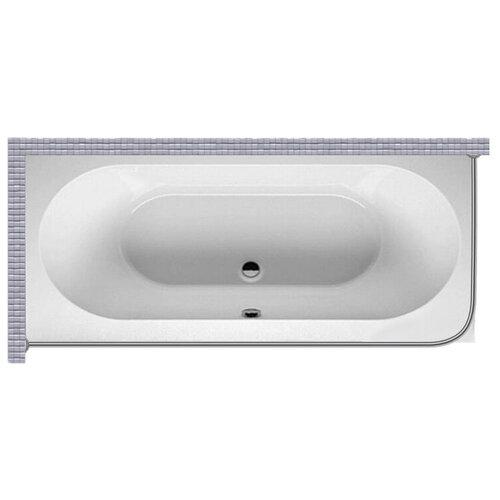 Карниз для ванной (Штанга) усиленный 20 Riho Carolina 180x80 Г-образный, угловой