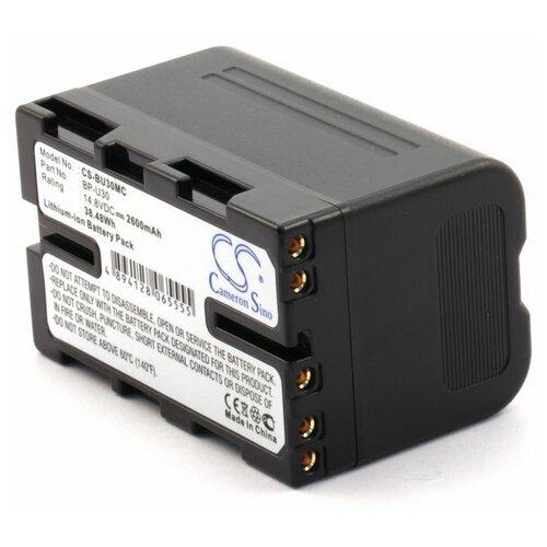 Аккумулятор для видеокамеры Sony BP-U30 BP-U60 BP-U90