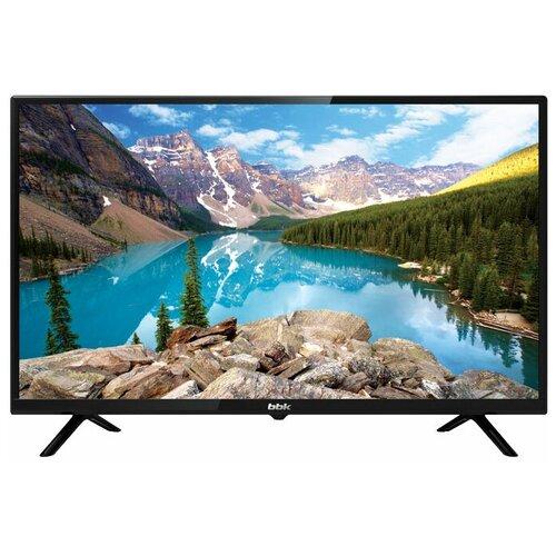 Фото - Телевизор BBK 32LEM-1050/TS2C 31.5 (2018), черный телевизор bbk 32lem 1050 ts2c 32 hd ready