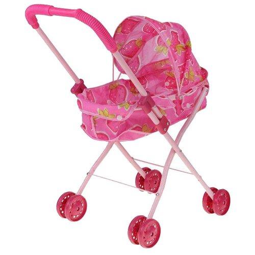 Коляска-люлька Zabiaka Коляска-люлька 434918 розовый