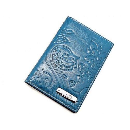 Женская кожаная обложка для паспорта Sergio Valentini СВ 3191-005/11