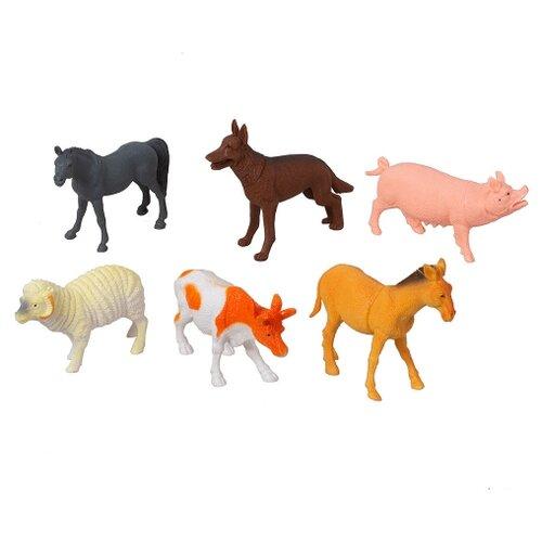Фото - Набор фигурок Домашние животные 6шт. набор фигурок домашние животные 6 шт