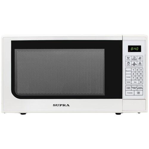 Фото - Микроволновая печь SUPRA 20SW25 микроволновая печь supra 20sw25 белый