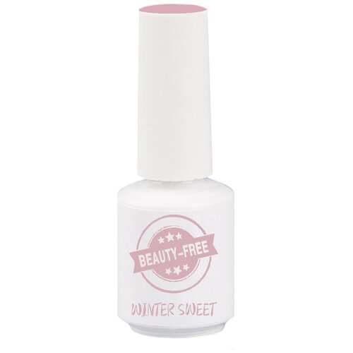 Фото - Гель-лак для ногтей Beauty-Free Winter Sweet, 8 мл, розовый гель лак для ногтей beauty free winter sweet 4 мл оттенок пурпурно розовый