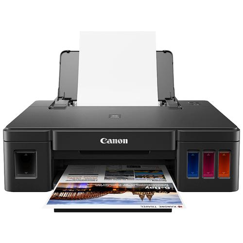 Фото - Принтер Canon PIXMA G1411, черный принтер canon pixma ix6840