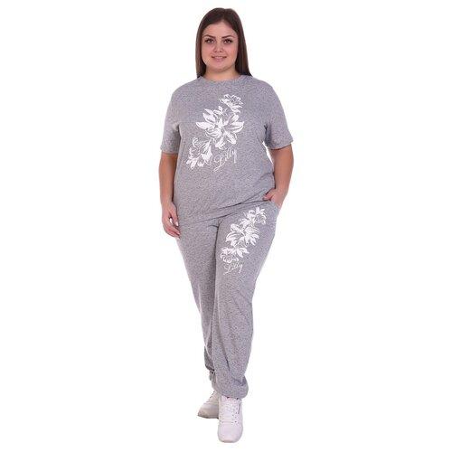 Женский костюм больших размеров Лилия 628ГМ (54)