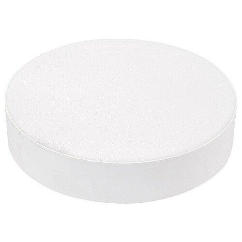 Фото - Накладной светильник Novotech, 1х10W, белый, размеры (мм)-125x125x31, 2mod, 4000К, плафон - белый накладной светильник novotech 3х12w белый размеры мм 105x38x236 3000к плафон белый черный