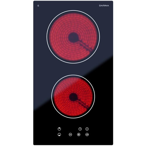 Фото - Электрическая варочная панель DARINA P E545 B электрическая варочная панель darina p e545 b