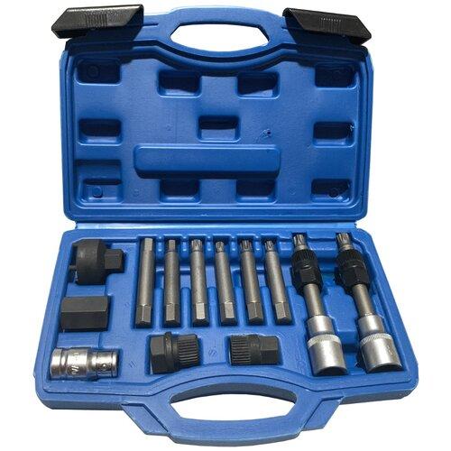 Съемник шкива генератора (13 предметов)