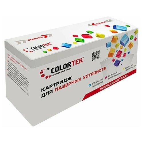 Фото - Картридж Colortek C-CE505X, совместимый картридж sakura ce505x совместимый