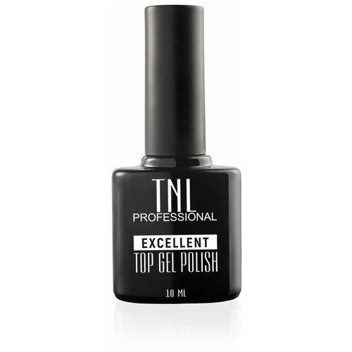 Купить TNL Professional верхнее покрытие Excellent Top Gel Polish 10 мл прозрачный