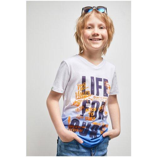 Фото - Футболка для мальчиков размер 158, белый, ТМ Acoola, арт. 20110110284 футболка acoola размер 158 белый