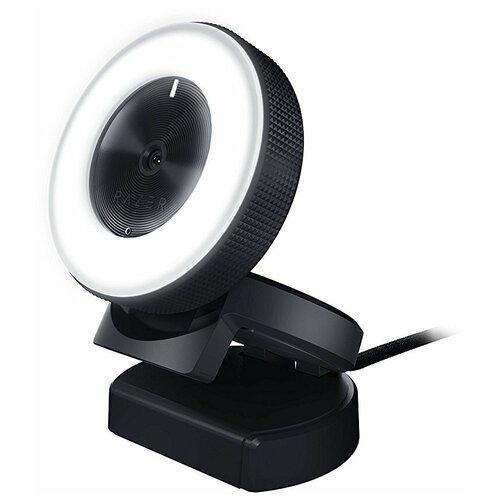 Веб-камера Razer Kiyo, черный
