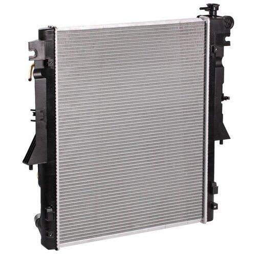 Радиатор охлаждения для а/м L200 (15-)/Pajero Sport (15-) 2.4D AT LUZAR