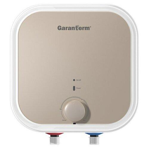 Фото - Накопительный электрический водонагреватель Garanterm Plus 15 O, белый/бежевый водонагреватель аккумуляционный электрический garanterm plus 10 o