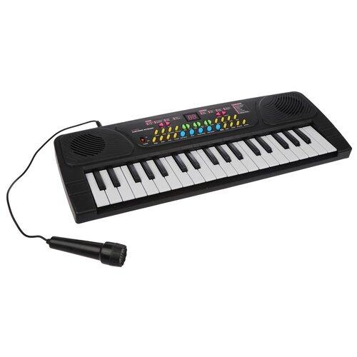 Купить Наша игрушка пианино 643336, Детские музыкальные инструменты