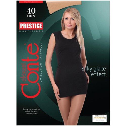 Колготки Conte Elegant Prestige, 40 den, размер 3, beige (бежевый)