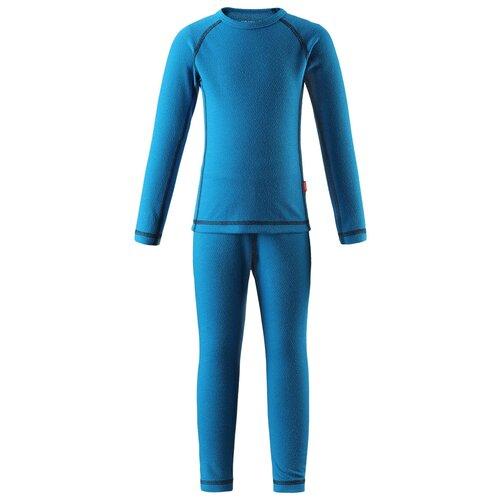 Комплект термобелья Reima Lani 536183, размер 120, голубой