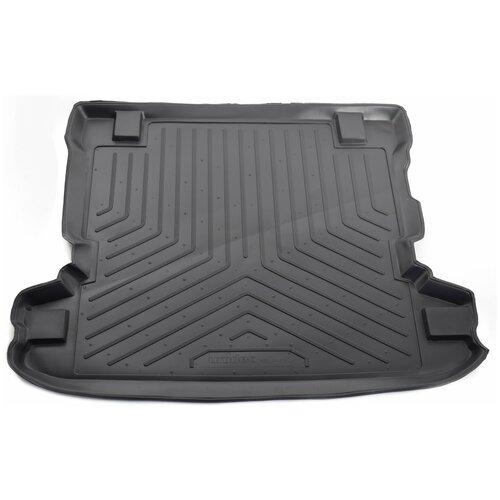Коврик багажника NorPlast NPL-P-59-45 черный коврик багажника norplast npl p 22 13 черный