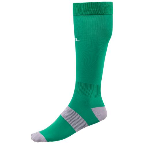 Гетры Jogel размер 38-41, зеленый/серый