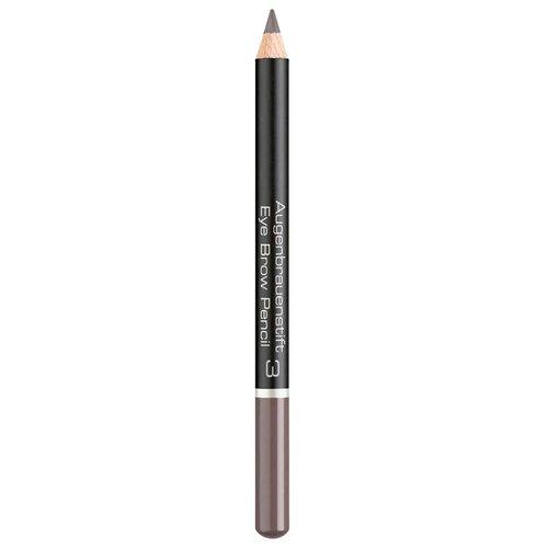 Фото - ARTDECO карандаш для бровей Eye Brow Pencil, оттенок 3 - soft brown landa branda карандаш automatic eye brow pencil оттенок blond