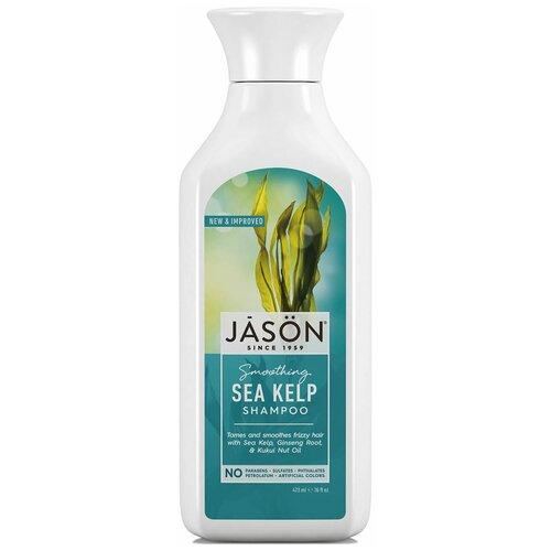 JASON шампунь Smoothing Sea Kelp, 473 мл
