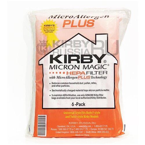 Фото - Мешки для пылесоса Кирби, KIRBY Micron Magic Hepa Filter Plus, 6 штук matthew j kirby taste for monsters