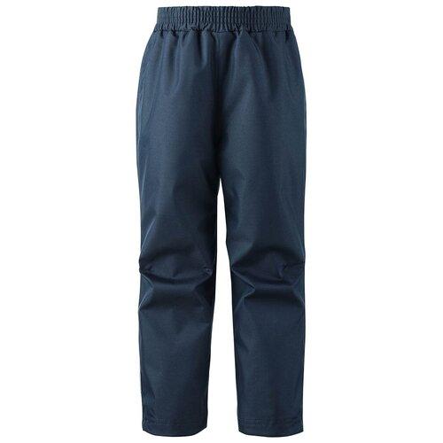 Купить Брюки Terje 722702-6960 Lassie, Размер 134, Цвет 6960-темно-синий, Полукомбинезоны и брюки