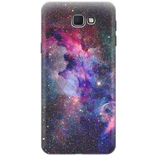 Cиликоновый чехол на Samsung Galaxy J5 Prime / Самсунг Джей 5 Прайс с принтом