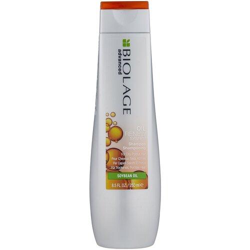 Купить Biolage шампунь Advanced Oil Renew System восстанавливающий для сухих волос, 250 мл