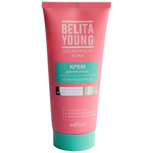 Купить Крем для тела Bielita Belita Young Формула нежности, 150 мл