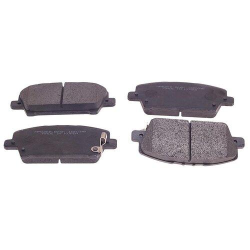 Дисковые тормозные колодки передние HONG SUNG BRAKE HP5269 для Honda Civic (4 шт.) дисковые тормозные колодки передние hong sung brake hp8153 для honda civic 4 шт