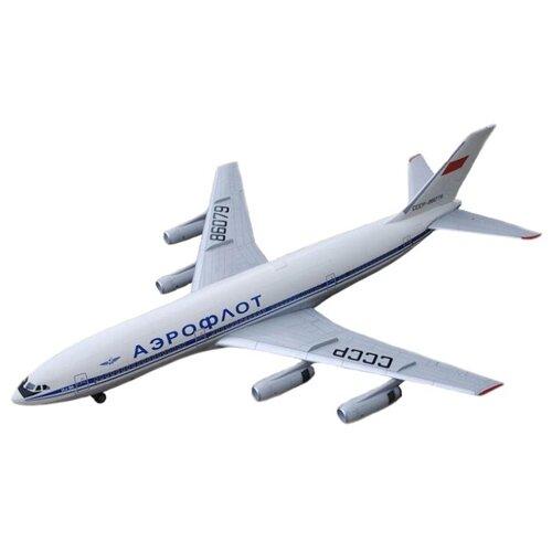 Купить Сборная модель ZVEZDA Пассажирский авиалайнер Ил-86 (7001ПН) 1:144, Сборные модели