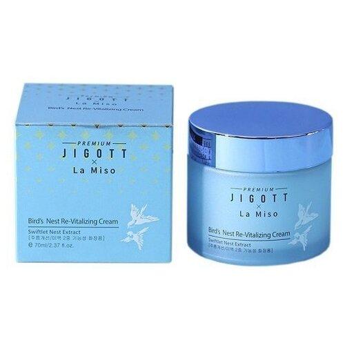 Купить La Miso Bird's Nest Re-Vitalizing Cream Восстанавливающий крем для лица c экстрактом ласточкиного гнезда, 70 мл