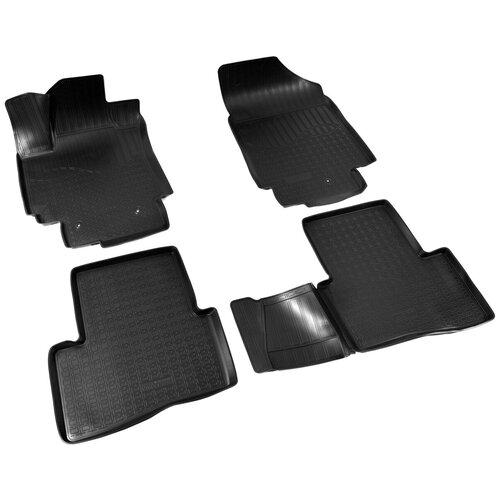 Фото - Комплект ковриков салона NorPlast NPA11-C31-050 для Hyundai Creta 4 шт. черный комплект ковриков norplast np11 ldc 31 052 hyundai creta 5 шт черный