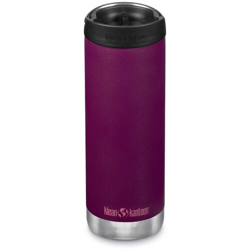 Термокружка Klean Kanteen TKWide Cafe Cap 16oz (473 мл) Purple Potion