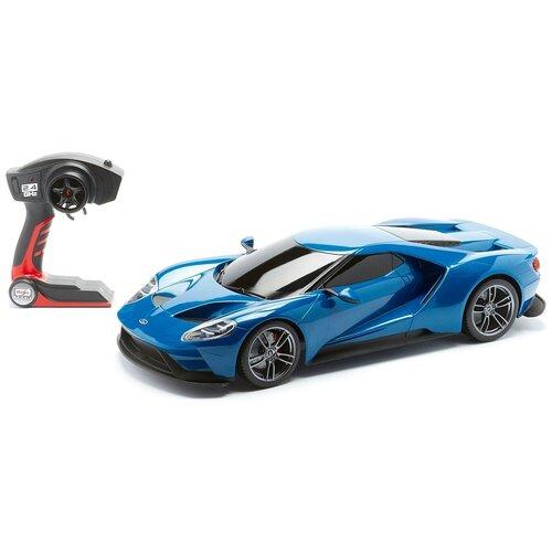 Купить Maisto Радиоуправляемая машинка Ford GT 2.4 GHz, 1:6, синяя, Радиоуправляемые игрушки
