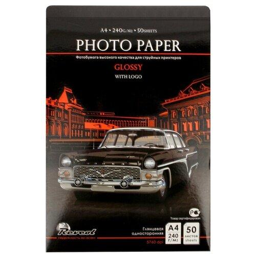 Фото - Фотобумага Revcol A4 240g/m2 глянцевая 50 листов Premium фотобумага