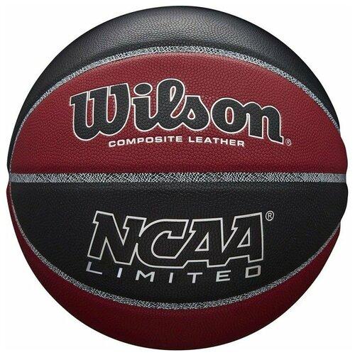 Мяч баскетбольный WILSON NCAA Limited, арт.WTB06589XB07, р.7