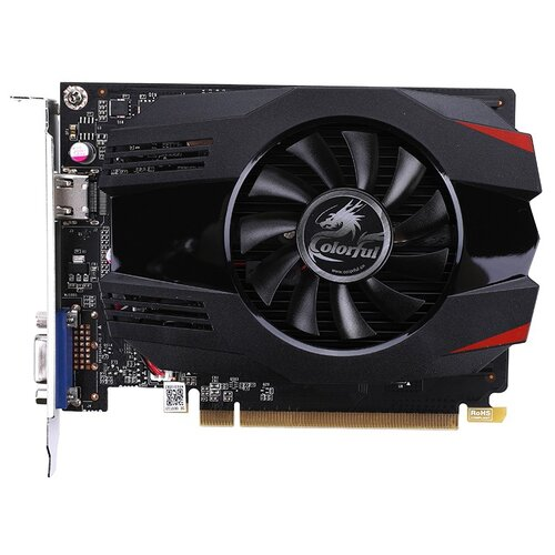 Видеокарта Colorful GeForce GT1030 2G V4-V 2GB (GT1030 2G V4-V) Retail